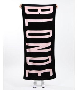Brunette the Label Blonde Beach Towel