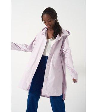 Hara Coat - Oversized Raincoat