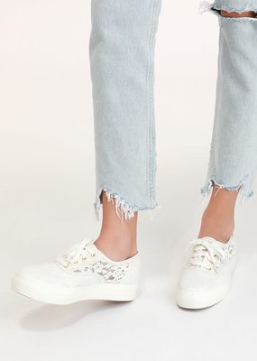 Keds Triple Paint Crochet
