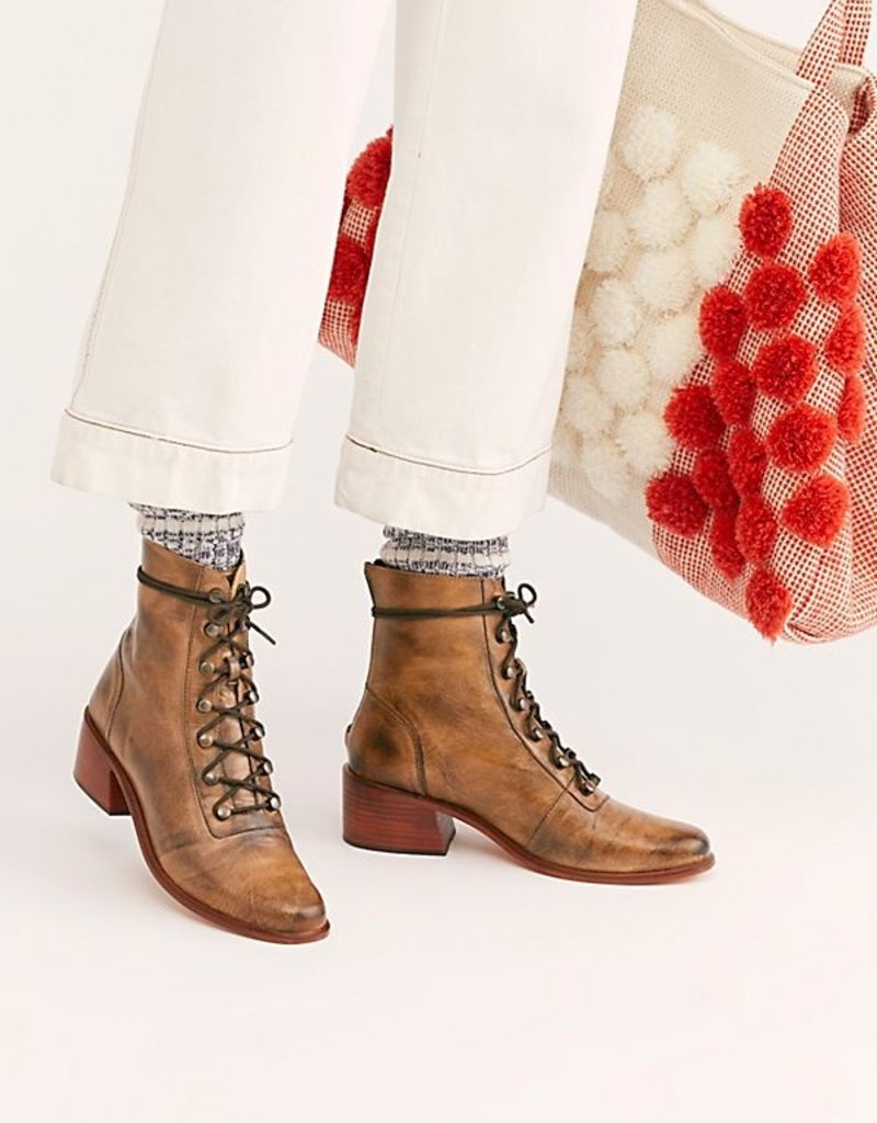 Free People Eberley Lace Up Boot