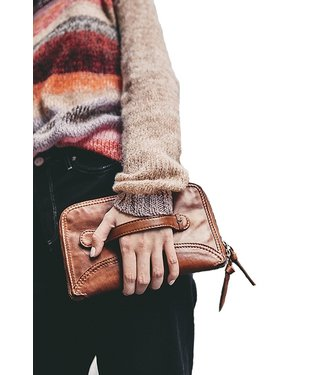 Free People WTF travellers wallet - Brown