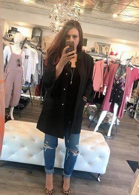 Nikki Jones Penelope Coat