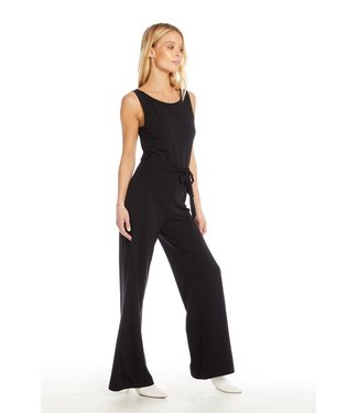 Chaser Scoop Back Wide Leg Jumpsuit