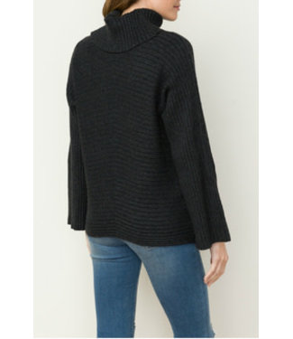 Mystree Dolman Turtleneck