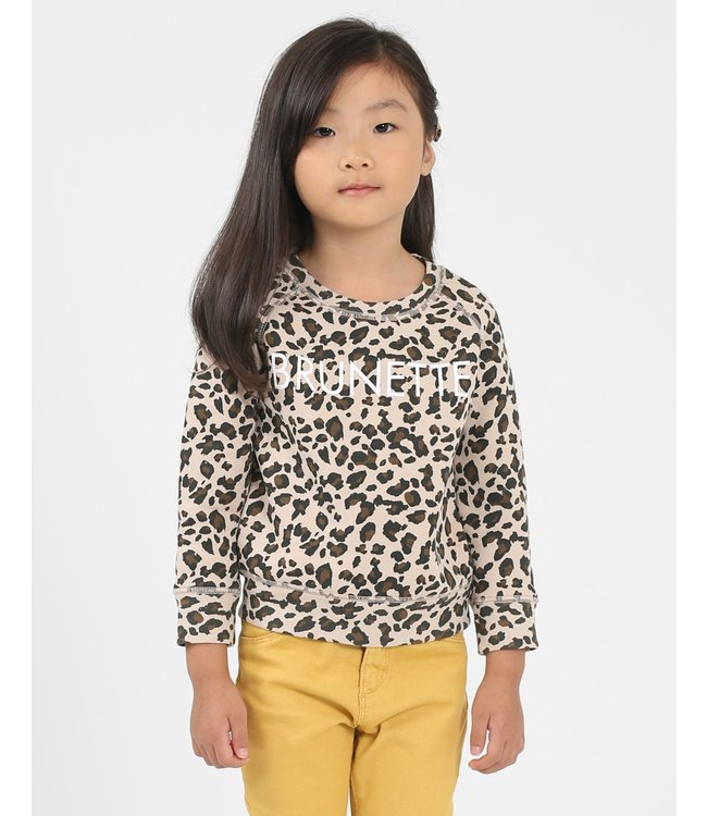 Little Babes by Brunette the Label Brunette Kids - Leopard