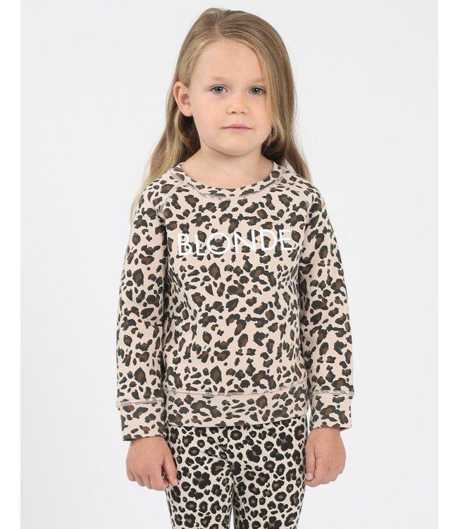 Little Babes by Brunette the Label Blonde Kids - Leopard