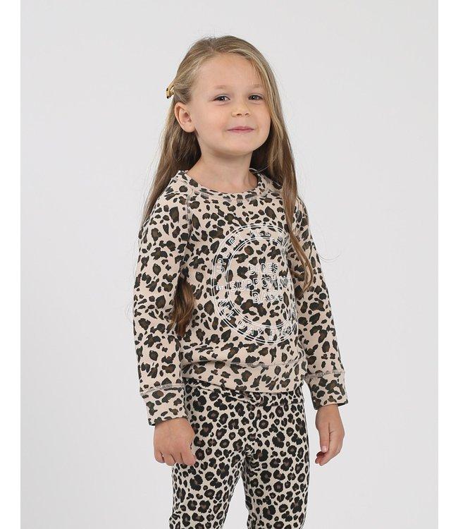 Brunette the Label Uplift all Babes Kids - Leopard