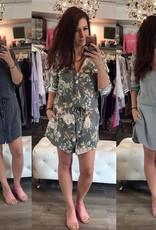 Chaser Heirloom Shirt Dress