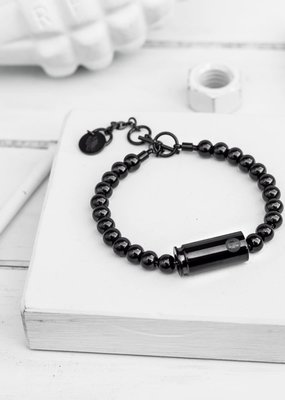 Brass & Unity Special Forces Mini Bracelet - Titanium