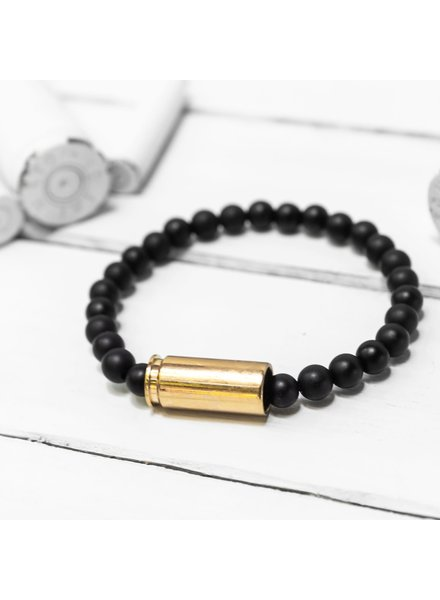 Brass & Unity mini luxury - matte blk/gold