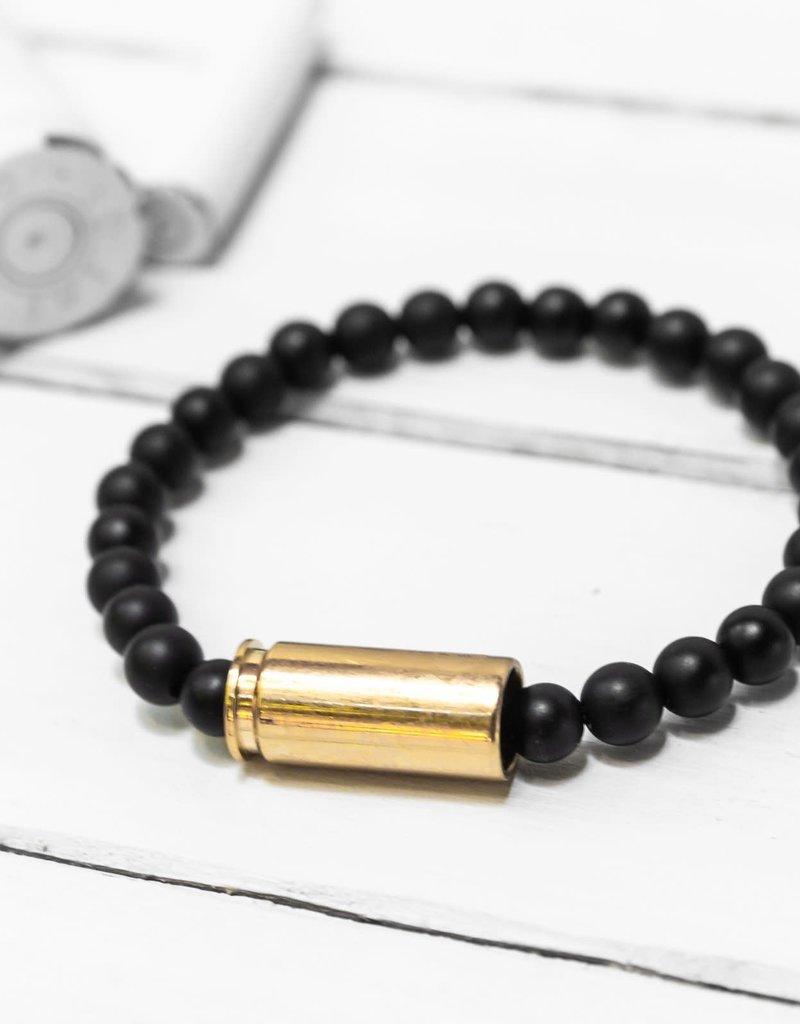 Brass & Unity mini luxury - matte blk/gold
