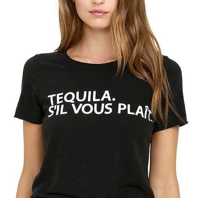 Chaser Tequila Please Tee