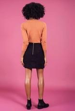 Cece Tweed Skirt