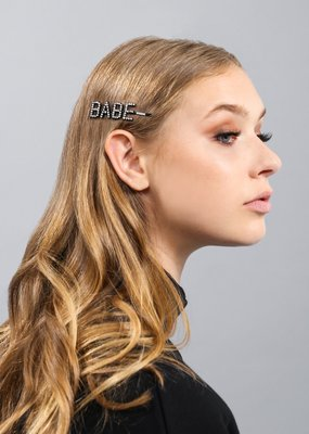 Brunette the Label BABE Hair Clip