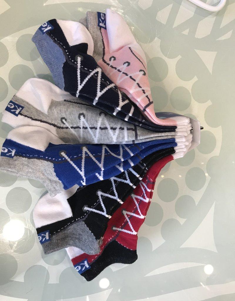 Keds Sneaker Socks - 6 pairs