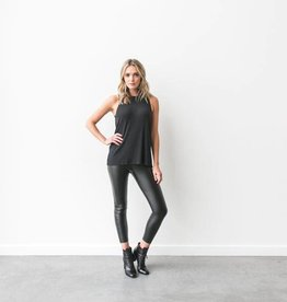 Brunette the Label Chelsea Vegan Leather Legging