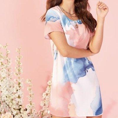 Mink Pink Bene Tee Dress