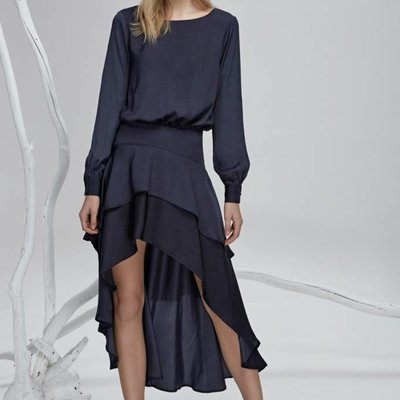 Finders Keepers Stevie L/S dress