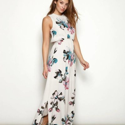 Soaked In Luxury Iman Maxi dress