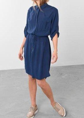 Soaked In Luxury Olivia Shirt Dress