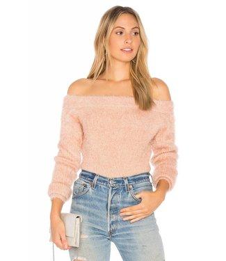 Mink Pink Florentine off shoulder
