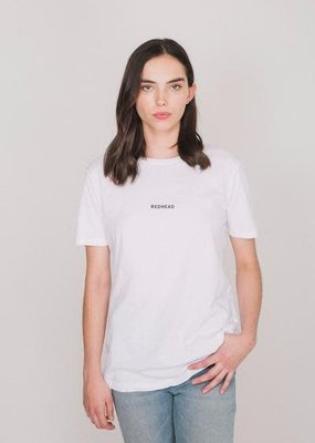 Brunette the Label Redhead- Center Tee