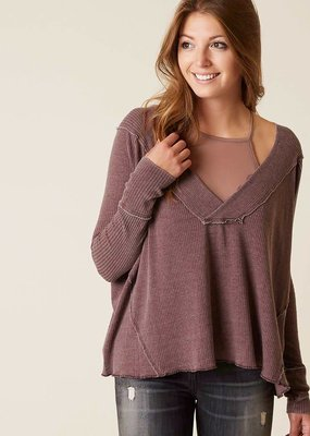 Free People Oceanview top