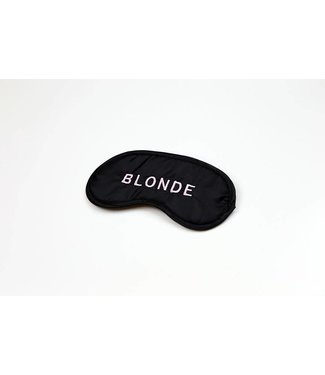 Brunette the Label Sleep Mask