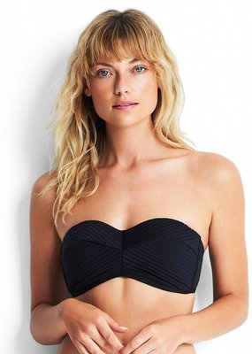 Seafolly Quilted Bustier