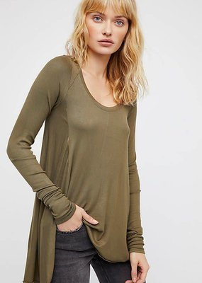 Free People January Tee