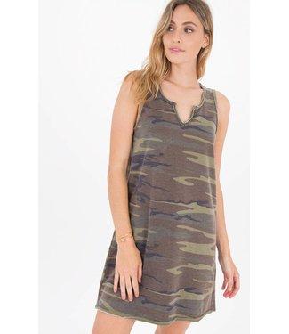 ZSupply Camo Tank Dress