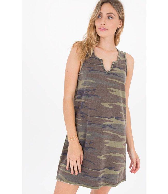 af31acf8fbb1a ZSupply Camo Tank Dress - Boutique Noir