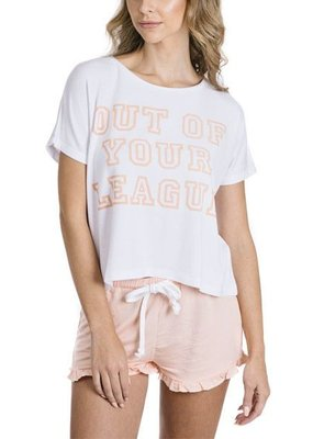 Sleep by PRIV Out of your League PJ Set