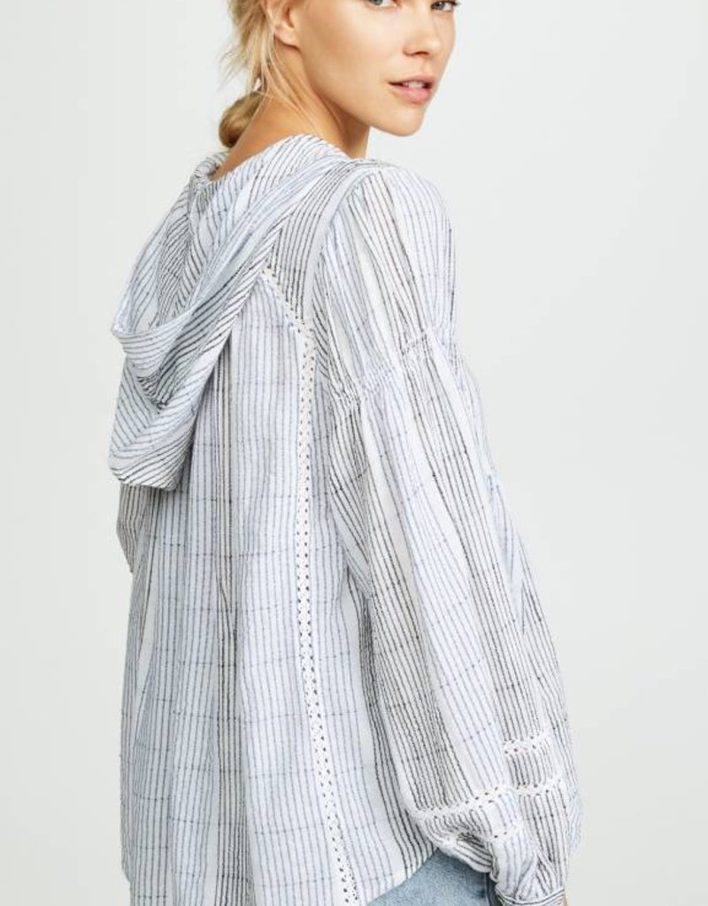 Free People Baja Babe Pullover