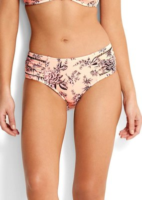 Seafolly Love Bird Wide Side Retro