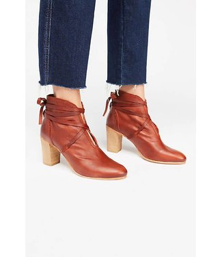 Free People Wrap around Heel Bootie