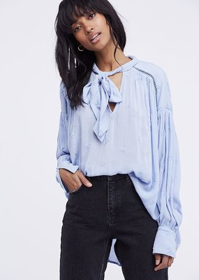 Free People Wishful Moments Blouse