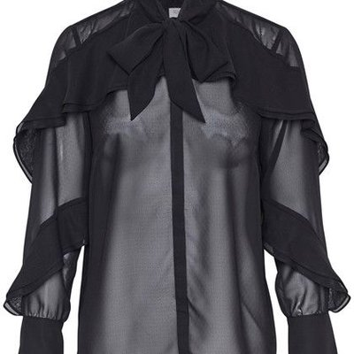 Soaked In Luxury Gianna Shirt LS