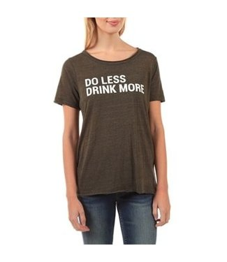 Chaser Drink More Tee