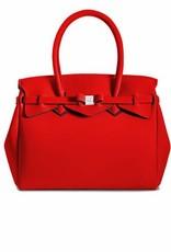 Save My Bag Save My Bag Miss Lycra Red Coat