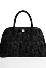Save My Bag Save My Bag Princess Maxi Lycra Python Nero