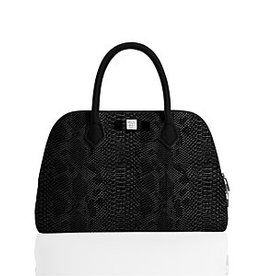 Save My Bag Save My Bag Princess Maxi Lycra Python Nero