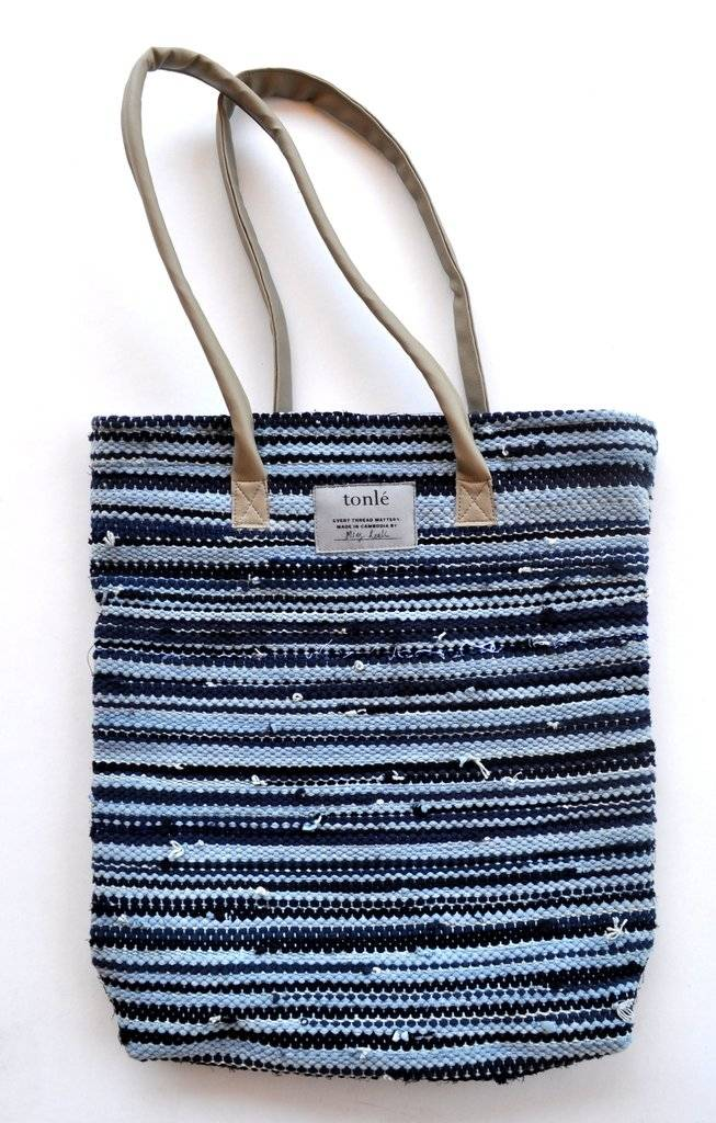 Tonle Tonle' Sol Tote Chambray