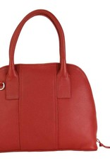 Hadaki Hadaki Hannah's Bowling Bag Deep Red
