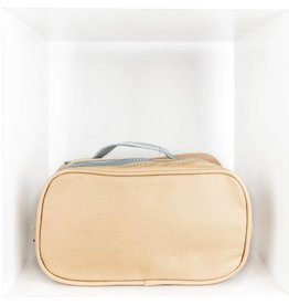 mb greene Dopp Kit Camel