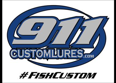 911 Custom Lures