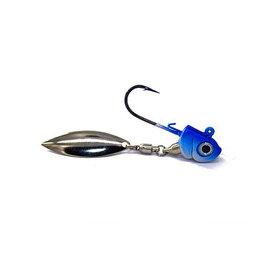 Coolbaits Lure Co Coolbaits DU1/2BL Underspin Head 1/2oz Blue Shad