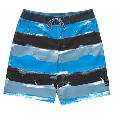 Fishworks Fishworks Boardshort BS48 Stripes 19in O