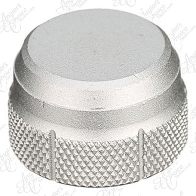 13 Fishing - Parts 13Fishing Trickshop Cast Control Cap Brushed Silver