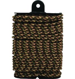 Attwood Attwood 11719-2 General Purpose 1/4in x 50ft Camo Rope